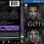Gotham: Season 1 (2014) R1 Blu-Ray Cover