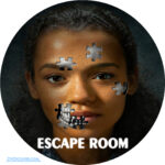 Escape Room (2019) R0 Custom Clean Label