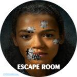 Escape Room (2019) R0 Custom Clean Label
