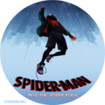 Spider-Man: Into the Spider-Verse (2018) Custom Clean Labels