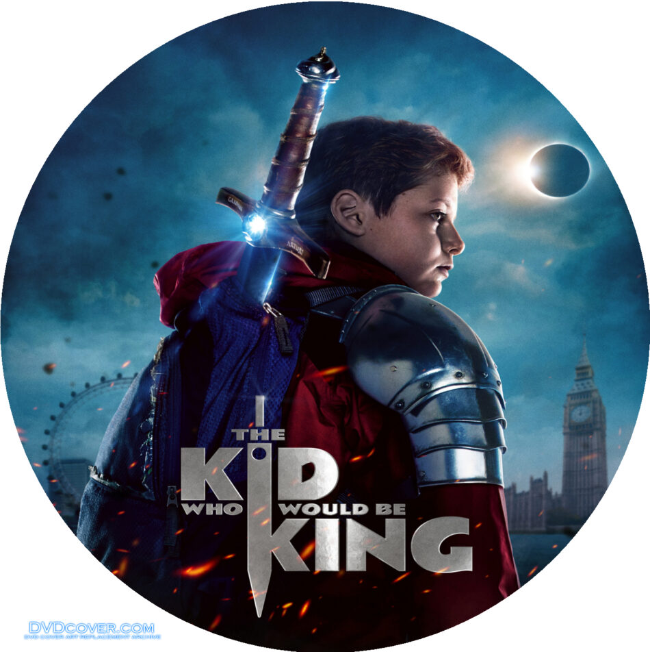 The Kid Who Would Be King (2019) Custom Clean Labels ...