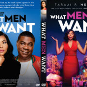 What Men Want (2019) R0 Custom DVD Cover