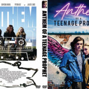 Anthem of a Teenage Prophet (2018) R0 Custom DVD Cover