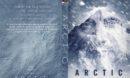 Arctic (2018) R0 Custom DVD Cover
