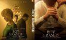 Boy Erased (2018) R0 Custom DVD Cover