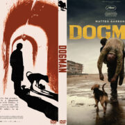 Dogman (2018) R0 Custom DVD Cover