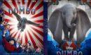 Dumbo (2019) R0 Custom DVD Cover