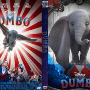 Dumbo (2019) R0 Custom DVD Cover