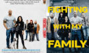 Fighting with My Family (2019) R0 Custom DVD Cover