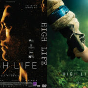 High Life (2018) R0 Custom DVD Cover