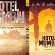 Hotel Mumbai (2018) R0 Custom DVD Cover