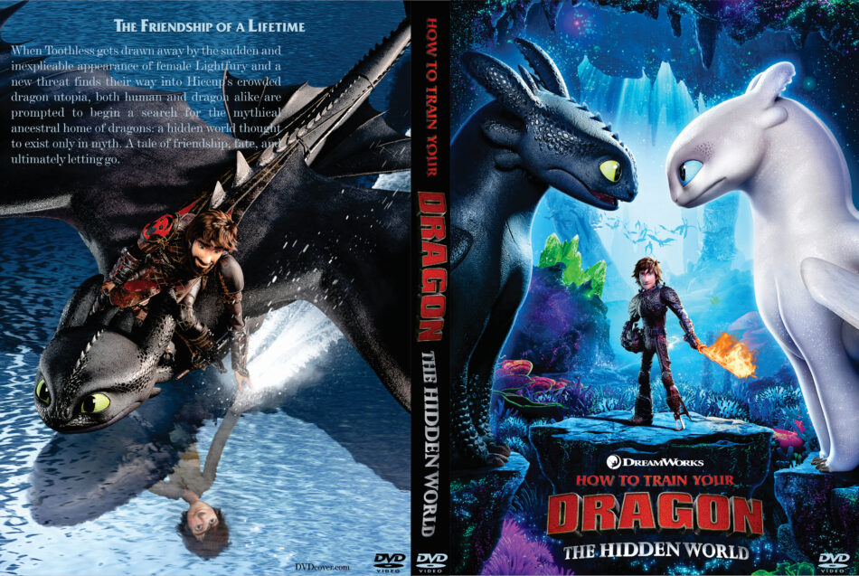 How to Train Your Dragon: The Hidden World (2019) R0 ...
