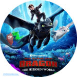 How to Train Your Dragon: The Hidden World (2019) R0 Custom Clean Label