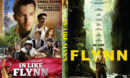 In Like Flynn (2018) R0 Custom DVD Cover