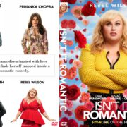 Isn't It Romantic (2019) R0 Custom DVD Cover