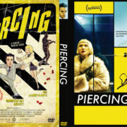 Piercing (2019) R0 Custom DVD Cover