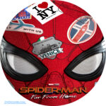 Spider-Man: Far From Home (2019) Custom Clean Label