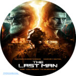The Last Man (2018) Custom Clean Label