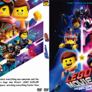 The Lego Movie 2: The Second Part (2019) R0 Custom DVD Cover