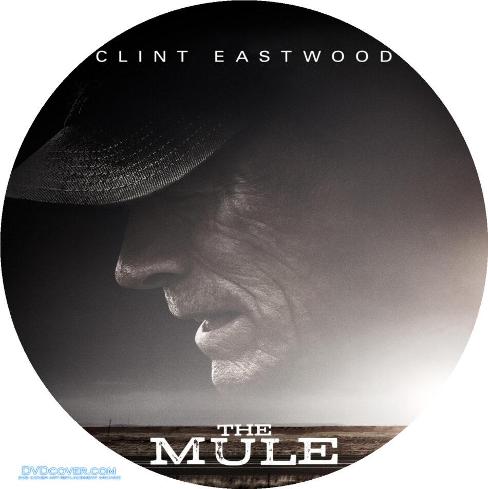 The Mule (2018) R0 Custom Clean Label