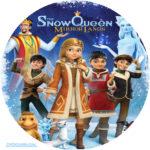 The Snow Queen: Mirror Lands (2019) Custom Clean Label