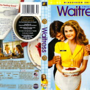 Waitress (2007) WS R1 DVD Cover & Label