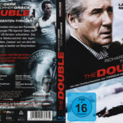 The Double (2012) R2 German Blu-Ray Covers & Label