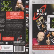 Red Dwarf : Just The Smegs Retail Scan (2007) R1 DVD Cover & label
