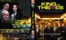 King of Thieves (2018) R1 Custom DVD Cover