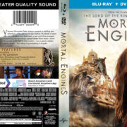 Mortal Engines (2018) R1 Custom Blu-Ray Cover