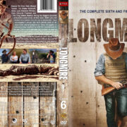 Longmire - Season 6 (2017) R1 Custom DVD Cover & Labels