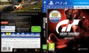 Gran Turismo Sport (2017) PS4 Custom Cover