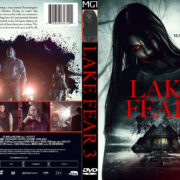 Lake Fear 3 (2018) R0 Custom DVD Cover