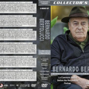 Bernardo Bertolucci Director's Collection – Set 1 (1962-1970) R1 Custom DVD Covers