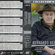 Bernardo Bertolucci Director's Collection - Set 3 (1993-2012) R1 Custom DVD Covers