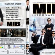 M.I.B.International (2019) R1 Custom DVD Cover