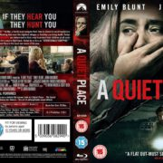 A Quiet Place (2018) R2 Blu-Ray Cover