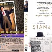 Stan & Ollie (2018) R1 Custom Blu-Ray Cover