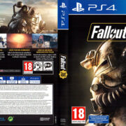 Fallout 76 PS4 German Cover