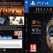 Hellblade Senuas Sacrifice R2 PS4 Cover