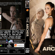 The Archer (2017) R0 Custom DVD Cover
