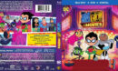 Teen Titans Go! To the Movies (2018) R1 Custom Blu-Ray Cover
