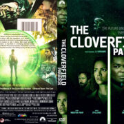 The Cloverfield Paradox (2018) R1 Custom DVD Cover