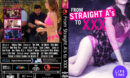 From Straight A's to XXX (2017) R0 Custom DVD Cover
