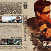 Sicario Collection R2 Custom German Blu-Ray Cover