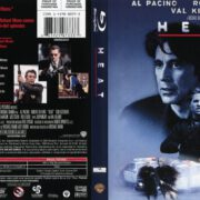 Heat (1995) R1 Blu-Ray Cover