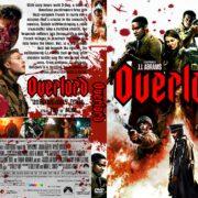 Overlord (2018) R1 Custom DVD Cover