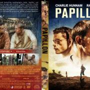 Papillon (2018) R1 Custom DVD Cover