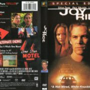 Joy Ride (2001) WS SE R1 DVD Cover & Label