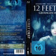 12 Feet Deep (2019) R2 German Blu-Ray Cover